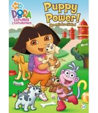 Dora the Explorer: Puppy Power! (พากย์อังกฤษ) DVD 1 แผ่น