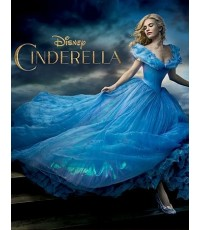 Cinderella ซินเดอเรลล่า [Movie 2015] พากย์+ซับ ไทย,อังกฤษ/ DVD 1 แผ่น