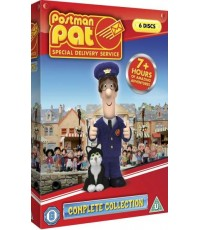 Postman Pat: Special Delivery Service - Complete Series 9-10 (พากย์อังกฤษ) รวม 52ตอน/DVD 4 แผ่น