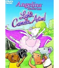 13in1 Angelina Ballerina แองเจลีน่า หนูน้อยนักบัลเลต์ Vol.3 (พากย์+ซับ อังกฤษ,จีน) DVD 1 แผ่น