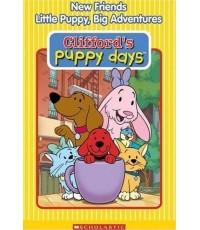 Clifford\'s Puppy Days : New FriendsLittle Puppy, Big Adventures (DVD 1 แผ่น) พากย์อังกฤษ