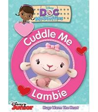 Doc McStuffins: Cuddle Me Lambie (พากย์ไทย,อังกฤษ/ซับไทย,จีน,อังกฤษ) DVD 1 แผ่น