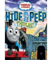 Thomas and Friends : Hide and Peep เกมซ่อนหาของโธมัส (พากย์+ซับ 2 ภาษา) DVD 1 แผ่น