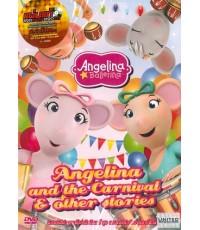 Angelina and the Carnival แองเจลีน่ากับงานคาร์นิวัล (พากย์+ซับ 2 ภาษา ไทย,อังกฤษ) DVD 1 แผ่น