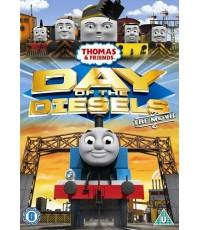 Thomas and Friends : Day of the Diesels The Movie วันของเหล่าดีเซล (พากย์+ซับ 2 ภาษา) DVD 1 แผ่น