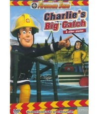 Fireman Sam 2 ภาษา (พากย์+ซับไทย,อังกฤษ) Charlie\'s Big Catch ชาลีชวนตกปลา/ 1 DVD