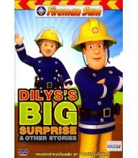 Fireman Sam 2 ภาษา (พากย์+ซับไทย,อังกฤษ) Dilys\'s Big Surprise ของขวัญในวันพิเศษ/ 1 DVD