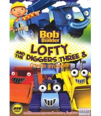 Bob The Builder: Lofty and the Diggers Three (2 ภาษา พากย์+ซับไทย,อังกฤษ) DVD 1 แผ่น