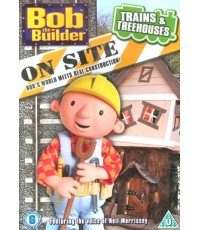 Bob The Builder: Trains and Treehouses รถไฟกับบ้านต้นไม้ (2 ภาษา พากย์+ซับไทย,อังกฤษ) DVD 1 แผ่น