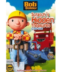 Bob The Builder: Scratch s Hidden Treasures (2 ภาษา พากย์+ซับไทย,อังกฤษ) DVD 1 แผ่น