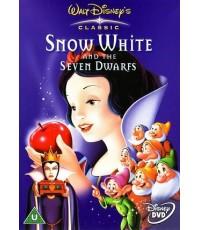 1937: Snow White And The Seven Dwarfs สโนว์ไวท์กับคนแคระทั้งเจ็ด (พากย์+ซับ 2 ภาษา ไทย,อังกฤษ) 1 DVD