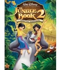 2003: Jungle Book 2 เมาคลีลูกหมาป่า ภาค 2 (พากย์+ซับ 2 ภาษา ไทย,อังกฤษ) DVD 1 แผ่น