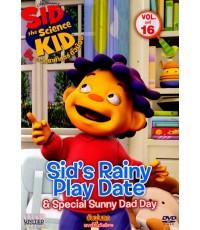 Sid The Science Kid ซิด นักวิทยาศาสตร์ตัวน้อย Vol.16 (พากย์+ซับ 2 ภาษา ไทย,อังกฤษ) DVD 1 แผ่น