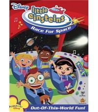 Little Einsteins: Race for Space ตะลุยอวกาศ (พากย์+ซับหลายภาษา มีไทย,จีน,อังกฤษ และภาษาอื่นๆ) 1 DVD