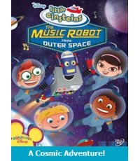Little Einstein: The Music Robot from Outer Space (พากย์อังกฤษ/ไม่มีซับ) 1 DVD