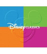 Disney Classics รวม 94 เพลงฮิตคลาสสิคตลอดกาล จากดิสนีย์ (CD 4 แผ่น) เสียงอังกฤษ