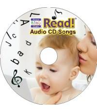 เพลงภาษาอังกฤษสำหรับเด็ก Your Baby Can Read (เสียงอังกฤษ) CD-MP3 จำนวน 1 แผ่น/รวม 50 เพลง