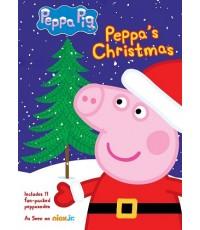 Peppa Pig : Peppa\'s Christmas 2015 and Other Stories... (พากย์อังกฤษ) DVD 1 แผ่น