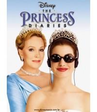 The Princess Diaries บันทึกรักเจ้าหญิงมือใหม่ (พากย์อังกฤษ) DVD 1 แผ่นจบ