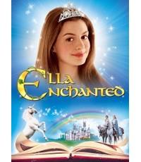 Ella Enchanted (2004) เจ้าหญิงมนต์รักมหัศจรรย์ (พากย์อังกฤษ) DVD 1 แผ่นจบ