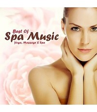 Best Of Spa Music 2013: Yoga, Massage and Spa (DVD-Mp3) 1 แผ่น 58 เพลง