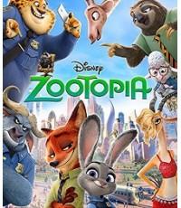 Zootopia ซูโทเปีย นครสัตว์มหาสนุก (พากย์+ซับ 2 ภาษา ไทย,อังกฤษ) DVD 1 แผ่น