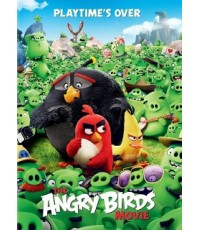 The Angry Birds Movie 2016 เดอะ แองกี้เบิร์ดส์ มูฟวี่ (พากย์+ซับ 2 ภาษา ไทย,อังกฤษ) 1 DVD