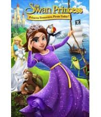 The Swan Princess เจ้าหญิงหงส์ขาว Princess Tomorrow, Pirate Today! (2 ภาษา ไทย,อังกฤษ) 1 DVD