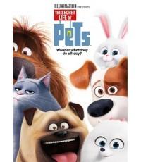 The Secret Life of Pets 2016 เรื่องลับแก๊งขนฟู (1 DVD) พากย์/ซับ 2 ภาษา ไทย,อังกฤษ