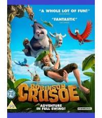Robinson Crusoe (THE WILD LIFE) โรบินสัน ครูโซ ผจญภัยเกาะมหาสนุก (พากย์+ซับ 2 ภาษา) 1 DVD