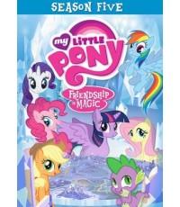 My Little Pony Friendship is Magic มหัศจรรย์แห่งมิตรภาพ Season 5 Vol.1-3 (พากย์ไทย) 3 DVD