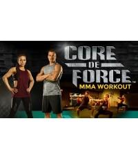 Core De Force (พากย์อังกฤษ/ซับอังกฤษ) DVD 6 แผ่น คอร์สออกกำลังกายเปลี่ยนรูปร่างใน 30 วัน!