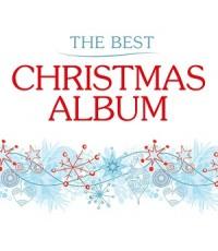 รวมเพลงคริสต์มาสภาษาอังกฤษ The Best Christmas Album [CD-Mp3] ชุด 2 แผ่น/ รวมจาก 8 อัลบั้ม 142 เพลง