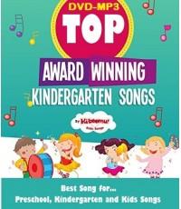 Top Award Winning Songs by The Kiboomers (DVD-MP3/ 1 แผ่น) สำหรับฟัง/ไม่มีภาพ