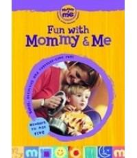 Mommy and Me Songs (CD MP3/ 1 แผ่น) สำหรับฟัง..ไม่มีภาพ