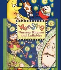 นิทาน+เพลงก่อนนอน Wee Sing: Nursery Rhymes And Lullabies (CD-Mp3) 1 แผ่น/เสียงภาษาอังกฤษ