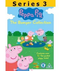 Peppa Pig Complete Season 3 (พากย์อังกฤษ/ไม่มีซับ) ไฟล์ MP4 รวม 51 ตอน