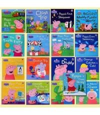 Peppa Pig Story Season 1-4 เสียงสำหรับฟัง/ไม่มีภาพ (CD-MP3) Vol.1-4 รวม 209 ตอน