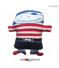 หมอนตุ๊กตา โจรสลัด แบรนด์ David Fussenegger ผลิตและนำเข้าจากออสเตรีย