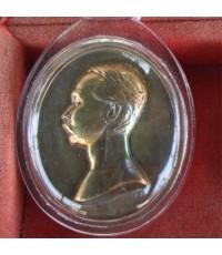 เหรียญพระพุทธเจ้าหลวง ร.5 (เช่าบูชาไปแล้ว)