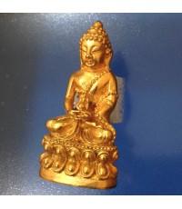 พระกริ่งอุดมมงคล เนื้่อทองคำ ปี 2540  ทองคำหนัก 27.55 กรัม ฉลองพระชนมายุ ครบ 84 พรร (เช่าบูชาไปแล้ว)
