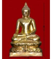 พระบูชาไพรีพินาศ หน้าตัก 9 นิ้ว  ปี พ.ศ. 2540 สมเด็จพระสังฆราช เสด็จในพิธีฯ หลวงพ่อคุณ ปริสุทโธ เจิม
