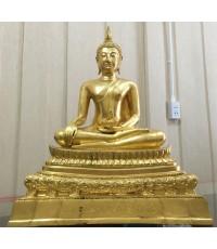 พระบูชาพุทธชินสีห์ ขนาดหน้าตัก ๙ นิ้ว รุ่น ๘๐ พรรษา สมเด็จพระญาณสังวร สมเด็จพระสังฆ(เช่าบูชาไปแล้ว)