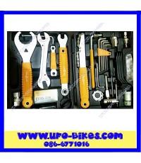 ชุดกล่องเครื่องมือ Bike Tools รุ่น RC-TBX01
