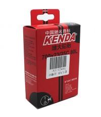 ยางใน KENDA 700*23/25 จุ๊บเล็ก ยาว80