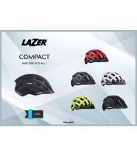 หมวก LAZER รุุ่น COMPACT