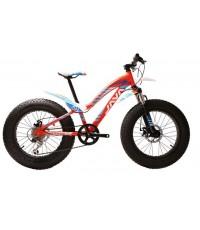 จักรยานFATBIKE JAVA SPEEDY 7sp. ล้อ20 นิ้ว