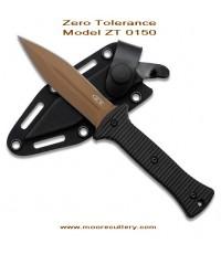 มีดใบตาย Zero Terolance 150 - Fixed Blade Black ( สินค้าสั่งจอง )