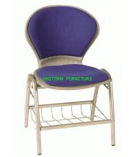 เก้าอี้โพลี รุ่น UN-662