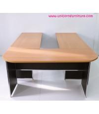 โต๊ะประชุมโล่ง 120 ซม.